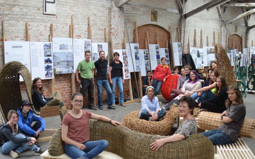 Kooperation mit Holzbildhauerschule Bischofsheim 2017